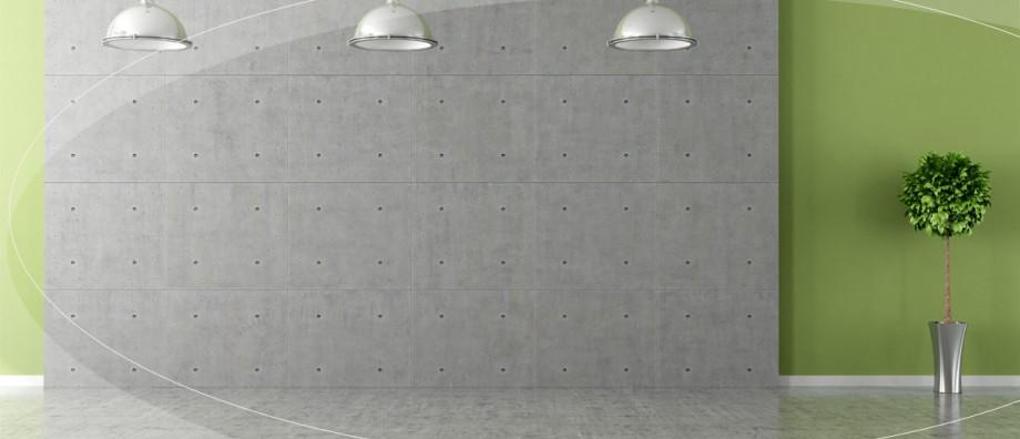 Fußbodenheizung unter Zementböden