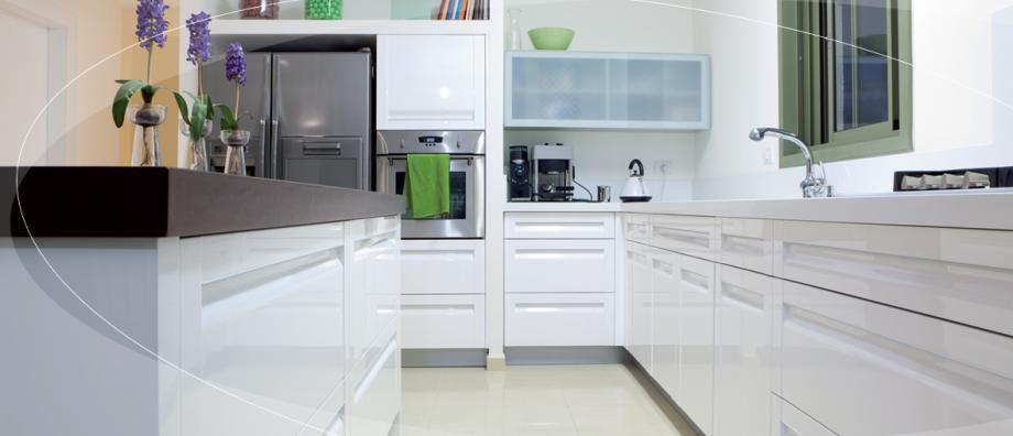 Fußbodenheizung in der Küche